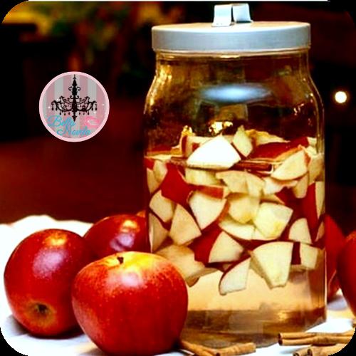 تفاح قرفة
